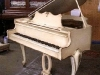 Brambach Grand Piano - Before Refinishing