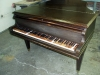 Bush & Lane Grand Piano - Before Refinishing