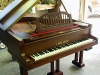 C Mand Coblenz Grand Piano - After Refinishing