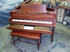 Estey Reproducing Player Grand Piano - After Rebuild