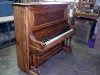 George Bent Upright Piano - After Refinish