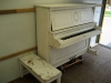 Ivers & Pond Upright Piano - Before Refinish