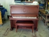 Ivers & Pond Upright Piano - After Refinish