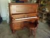 Starck Player Piano Rebuilt