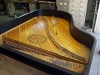 Steinway Grand Piano - During Restoration